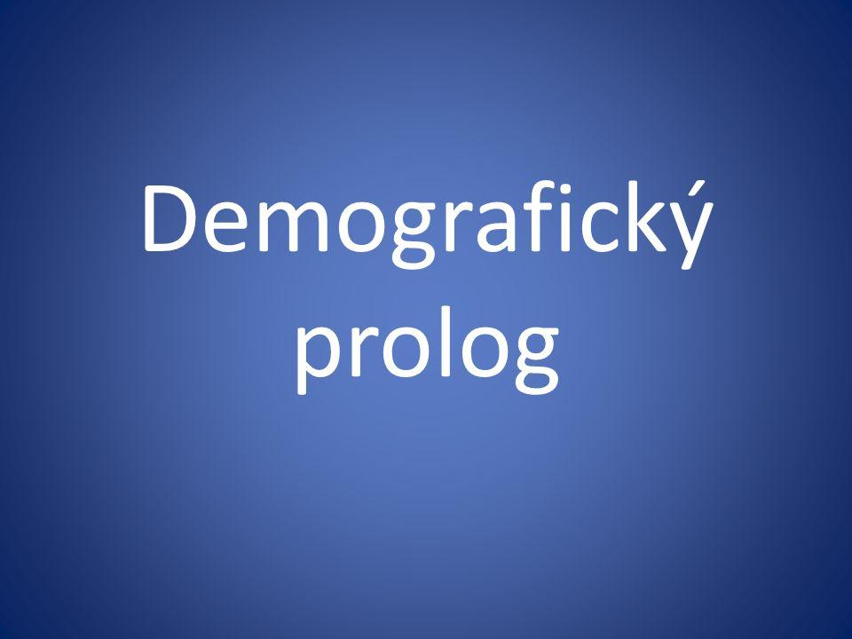 Demografický prolog