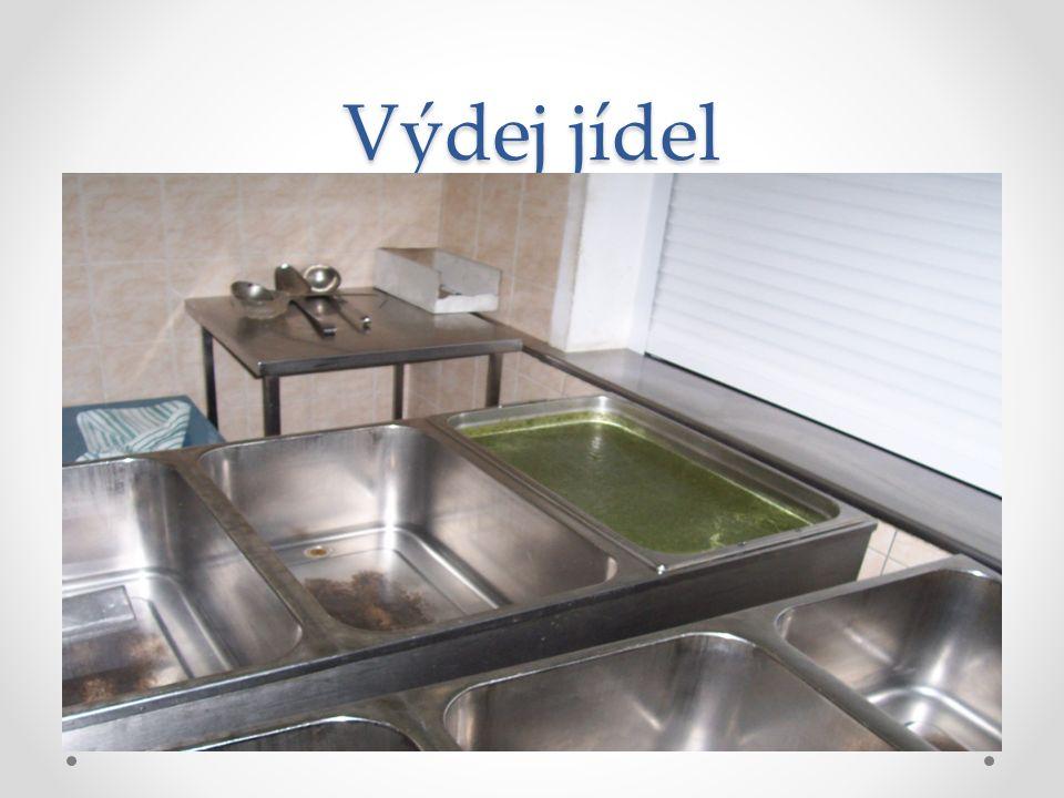 Umývárna černé nádobí