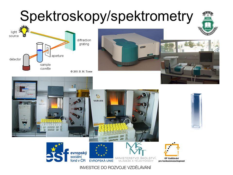 Spektroskopy/spektrometry
