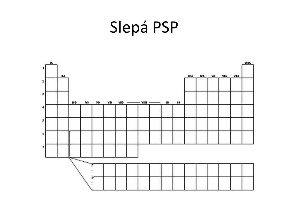 Slepá PSP