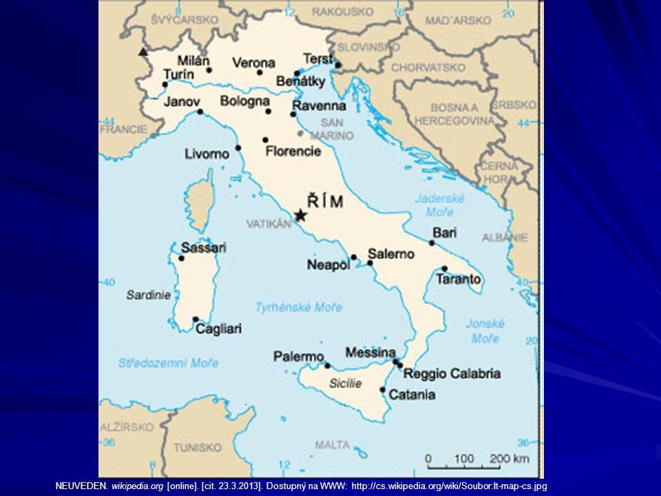 NEUVEDEN. wikipedia.org [online]. [cit. 23.3.2013]. Dostupný na WWW: http://cs.wikipedia.org/wiki/Soubor:It-map-cs.jpg