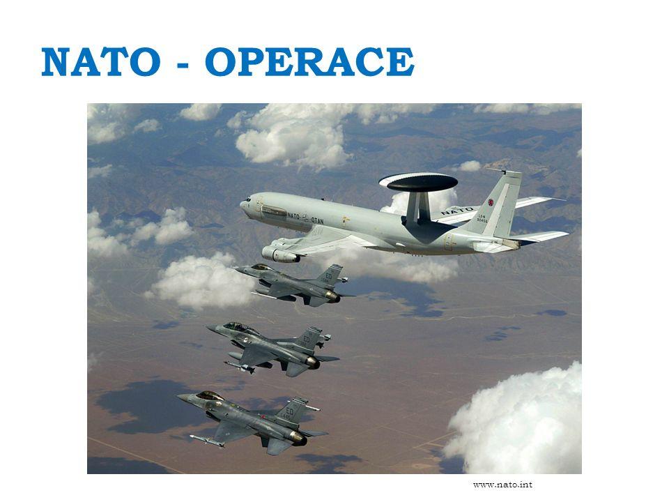 NATO - OPERACE www.nato.int