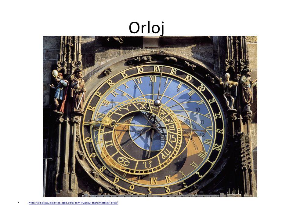 Orloj http://ceskebudejovice.casd.cz/o-cem-vypravi-staromestsky-orloj/