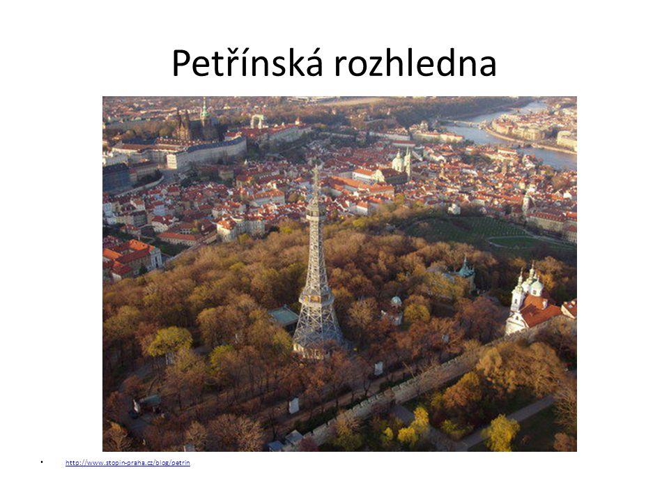 Petřínská rozhledna http://www.stopin-praha.cz/blog/petrin