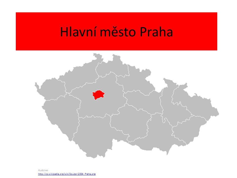 Hlavní město Praha Hustoles http://cs.wikipedia.org/wiki/Soubor:2004_Praha.png