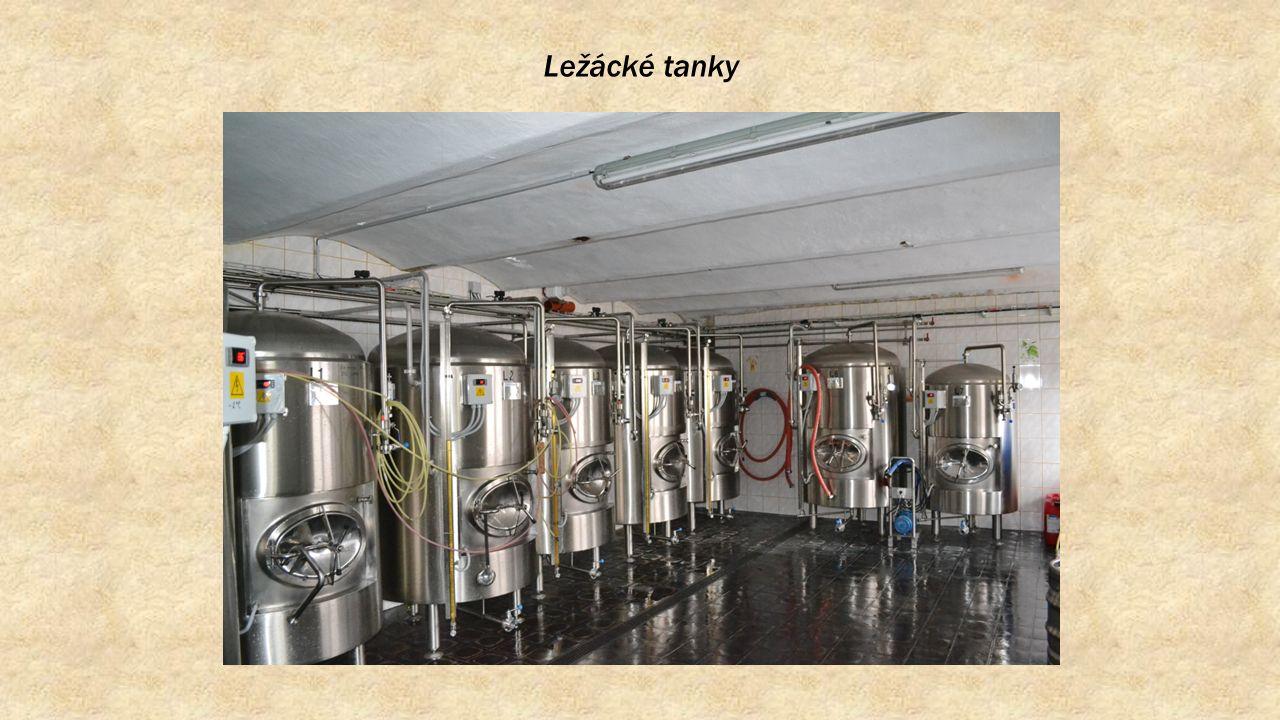 Stáčení piva do PET láhví