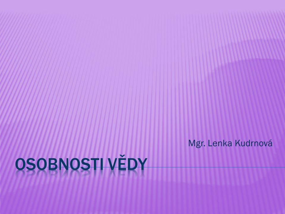 Mgr. Lenka Kudrnová
