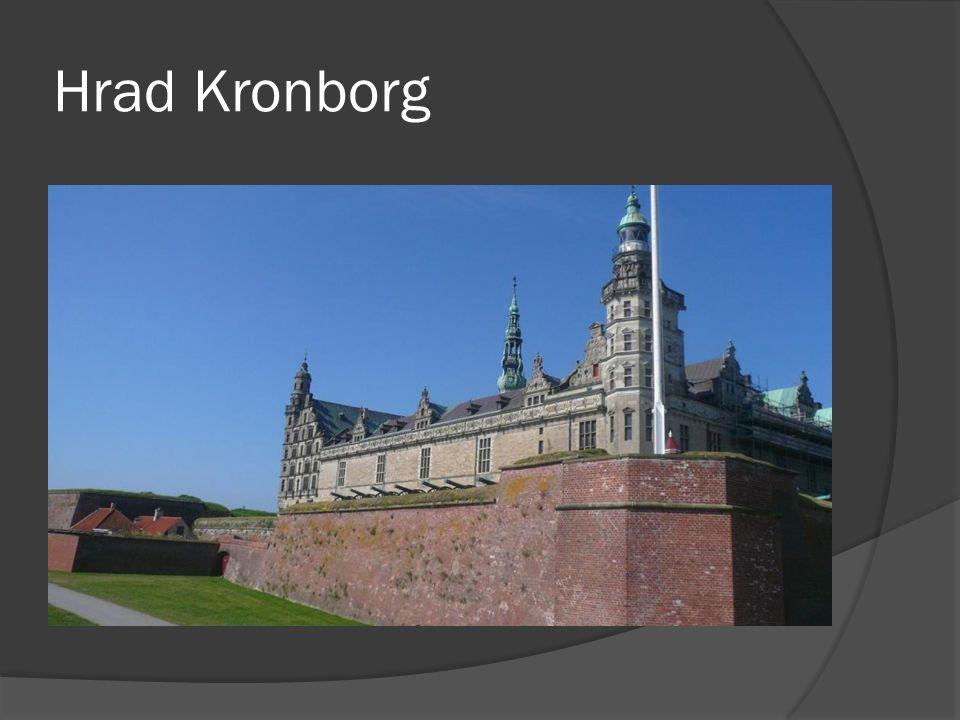 Hrad Kronborg