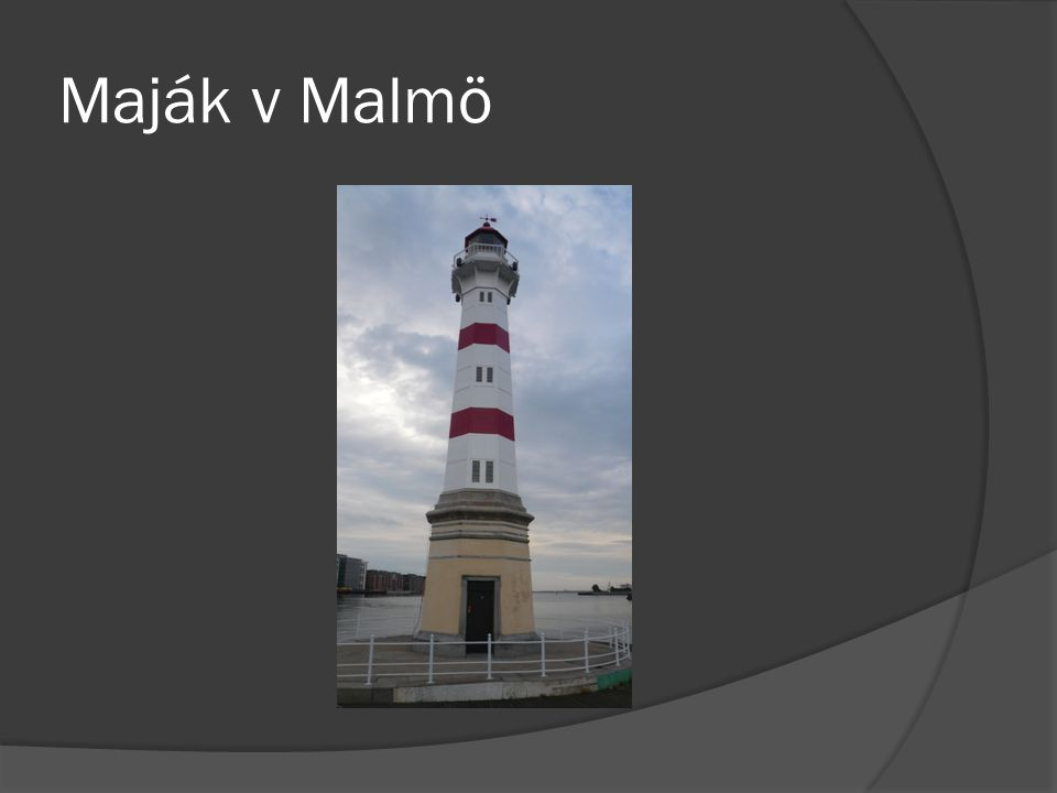 Maják v Malmö