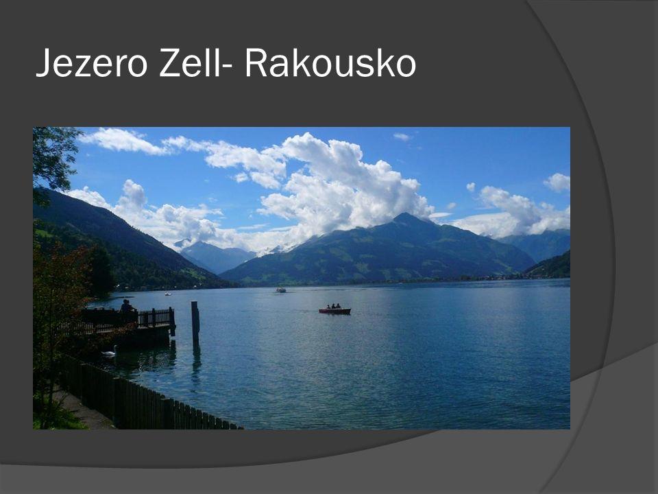 Jezero Zell- Rakousko