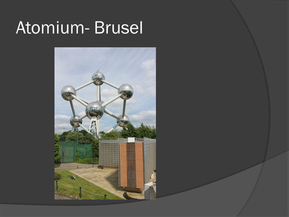 Atomium- Brusel