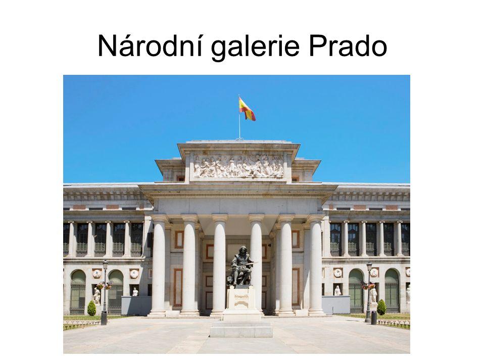 Národní galerie Prado