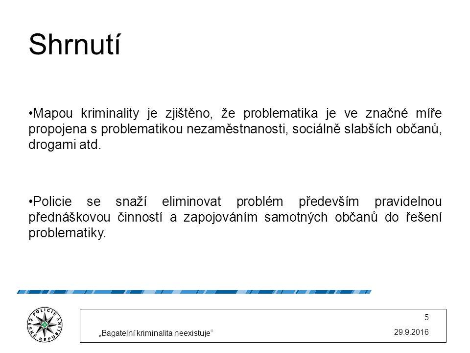 Činnost policie ČR na místní úrovni Spoluprací s Asistenty prevence kriminality.