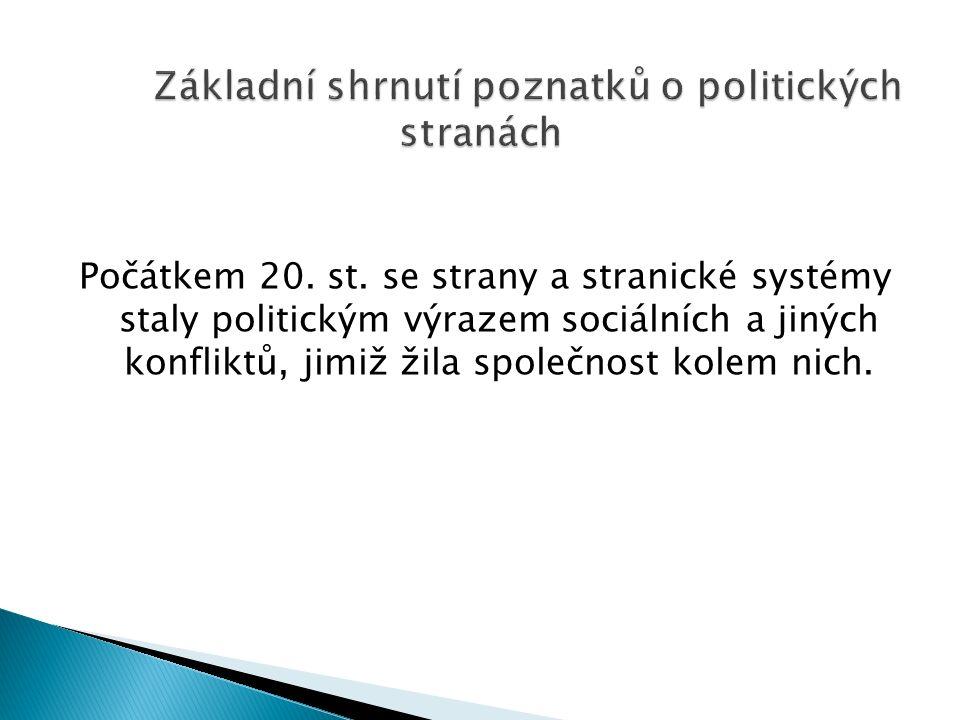 1) Velikost parlamentu 200.