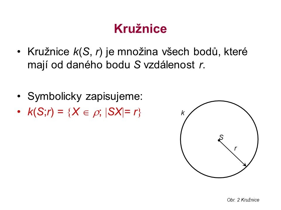 Osa pásu – dvojice přímek Množina všech bodů, které mají stejnou vzdálenost od dvou daných rovnoběžek p, q je osa pásu.