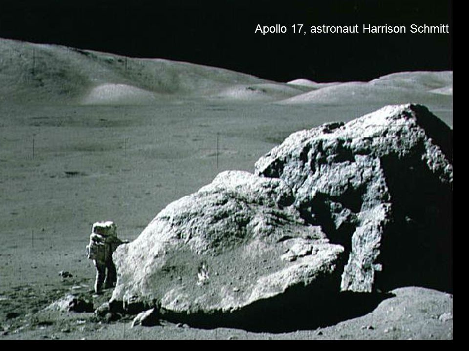 Apollo 17, astronaut Harrison Schmitt