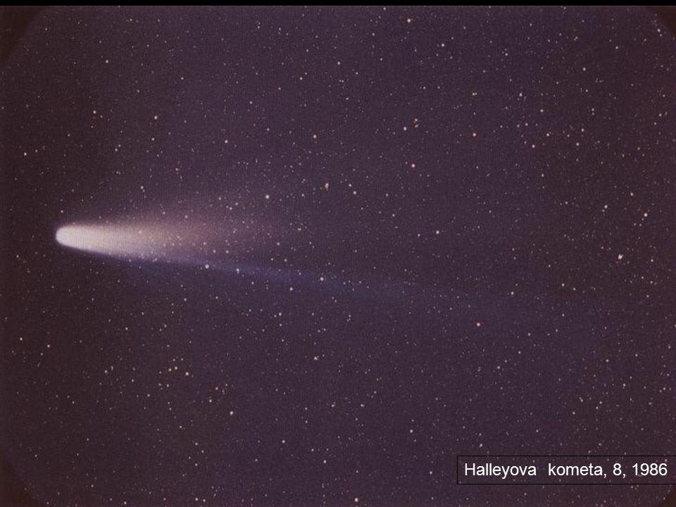 Halleyova kometa, 8, 1986
