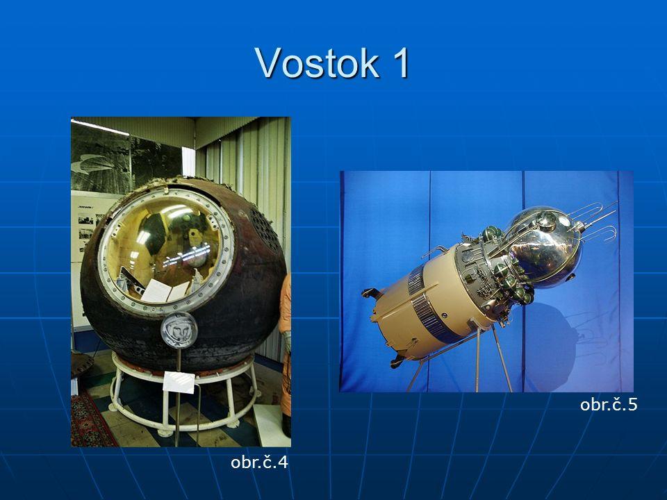 Vostok 1 obr.č.4 obr.č.5
