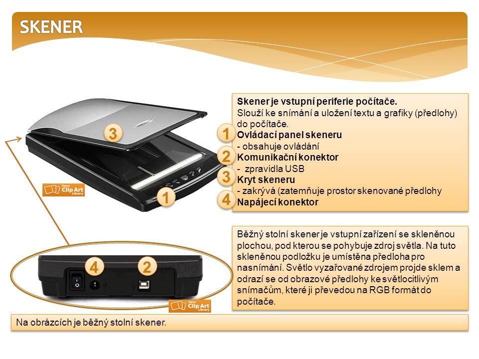 Některé stolní skenery obsahují nástavec pro skenování vyvolaných negativů a diarámečků.