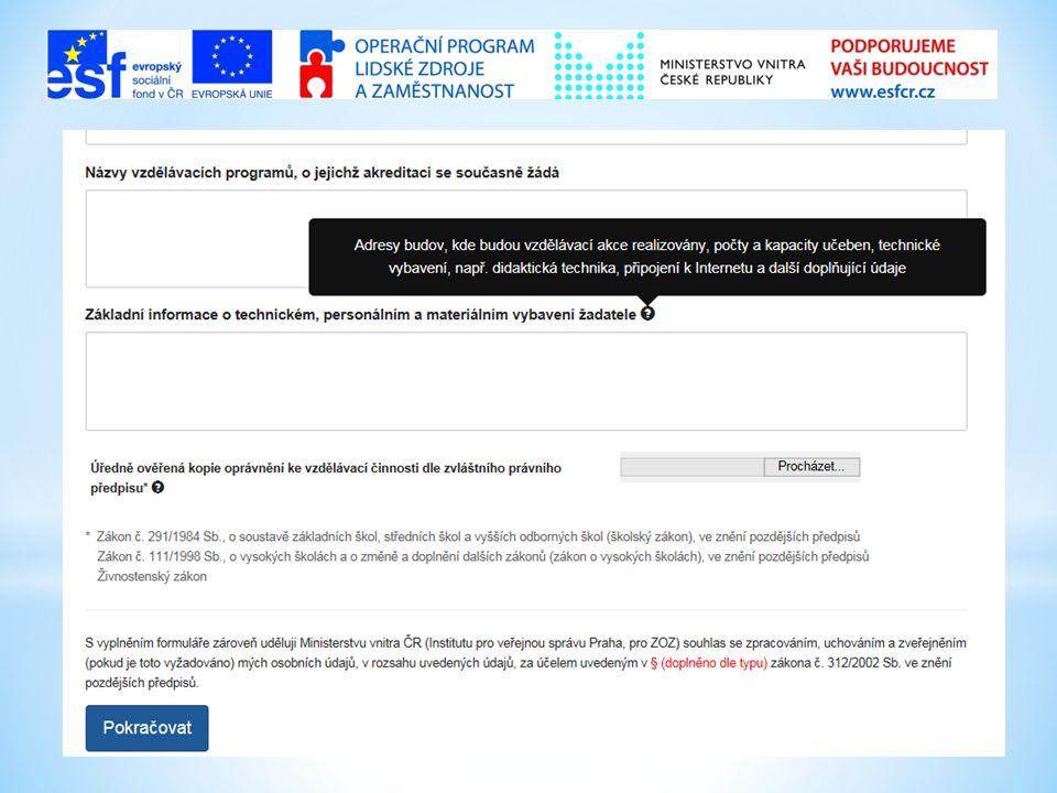 Přihláška úředníka k ZOZ PePo jedna z možností Dosavadní způsoby zůstávají přes stránky Institutu poštou