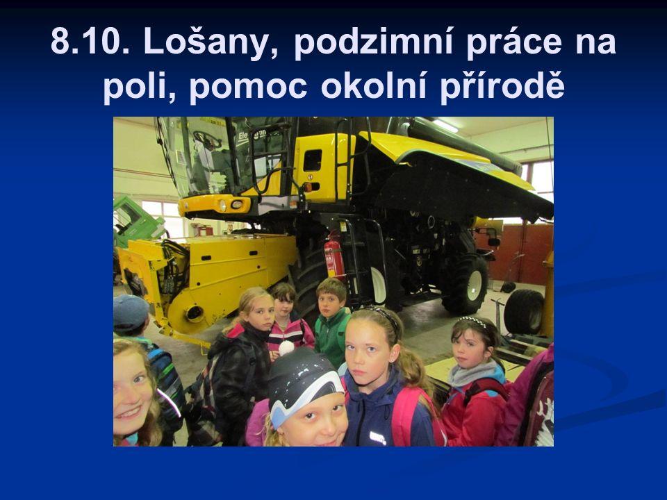 12.11.a 19.11. Poděbrady, Ekocentrum Huslík SKUPINA Č.