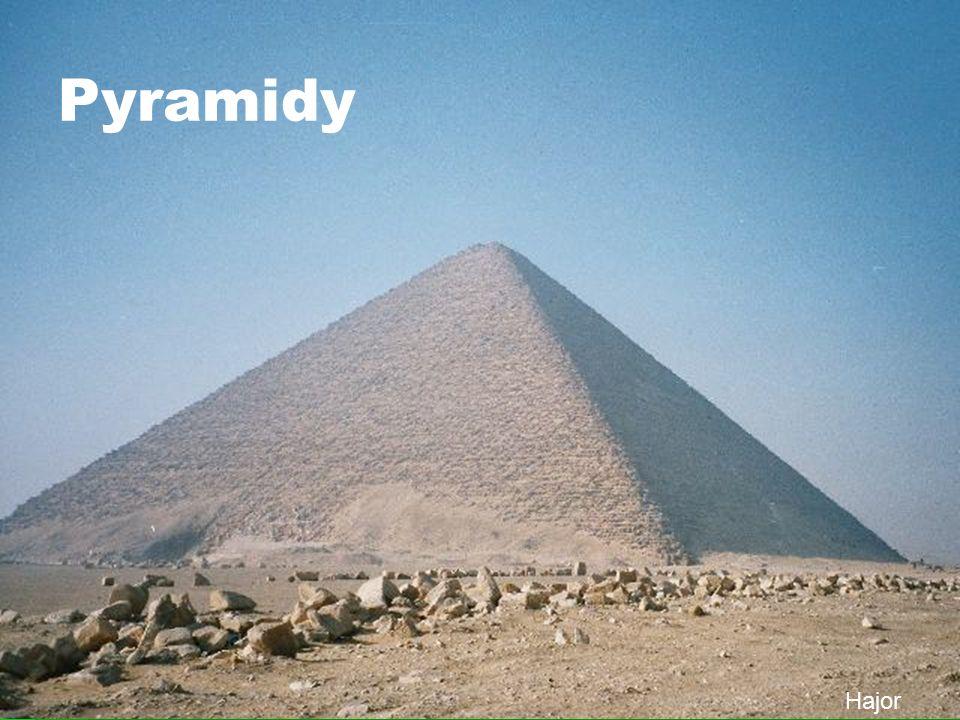 Pyramidy Hajor