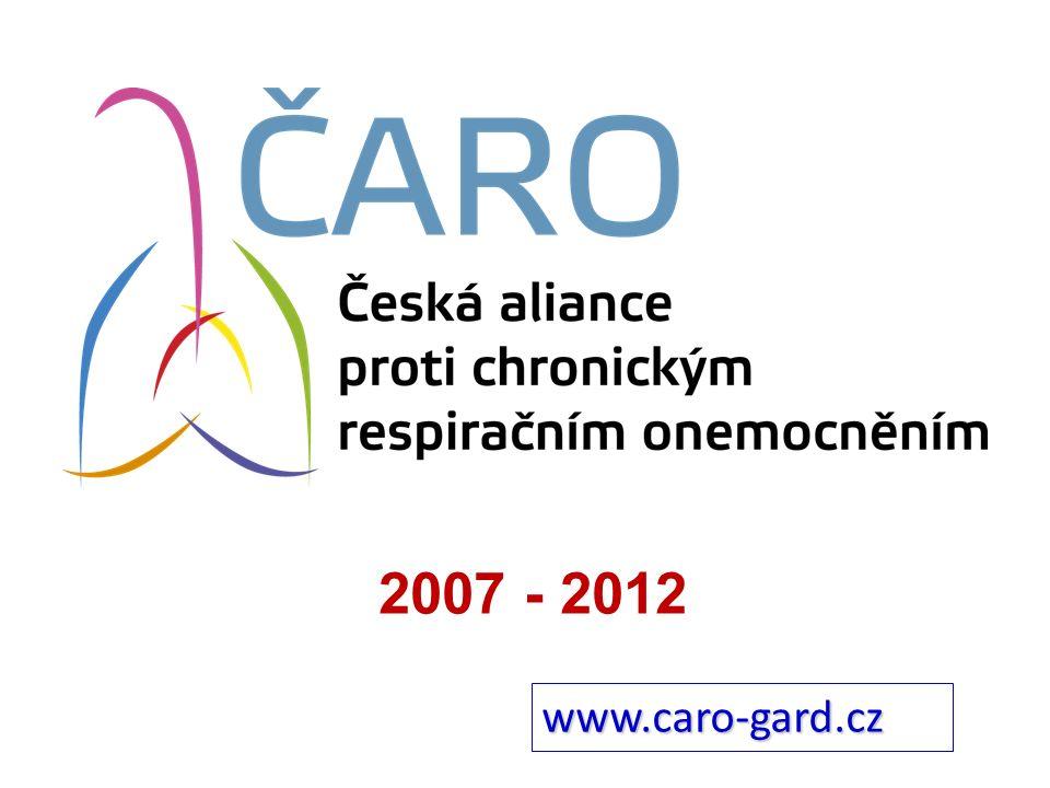 www.caro-gard.cz 2007 - 2012
