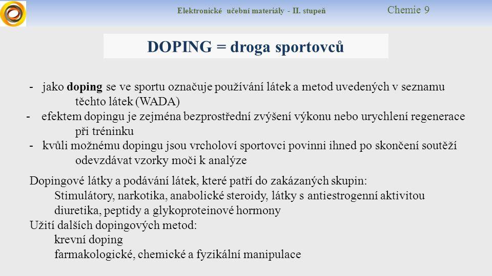 Elektronické učební materiály - II.stupeň Chemie 9 Heroin ??.