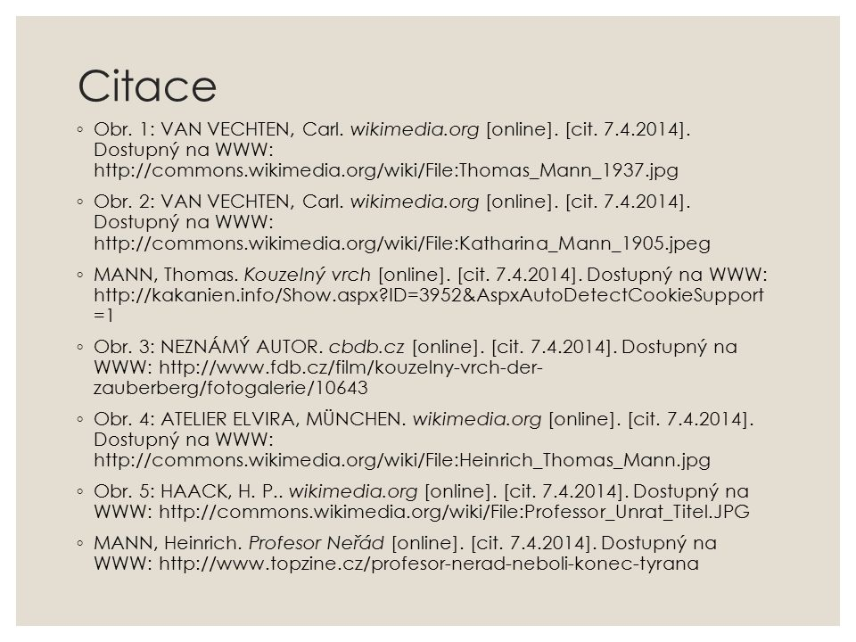 Citace ◦ Obr. 1: VAN VECHTEN, Carl. wikimedia.org [online].