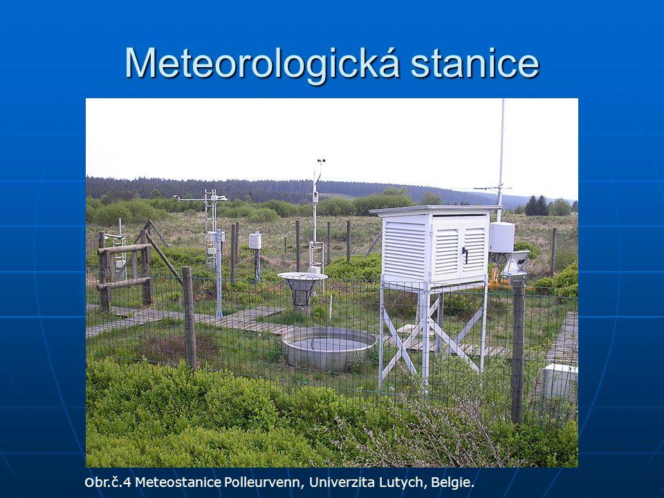 Meteorologická stanice o br.č.4 Meteostanice Polleurvenn, Univerzita Lutych, Belgie.