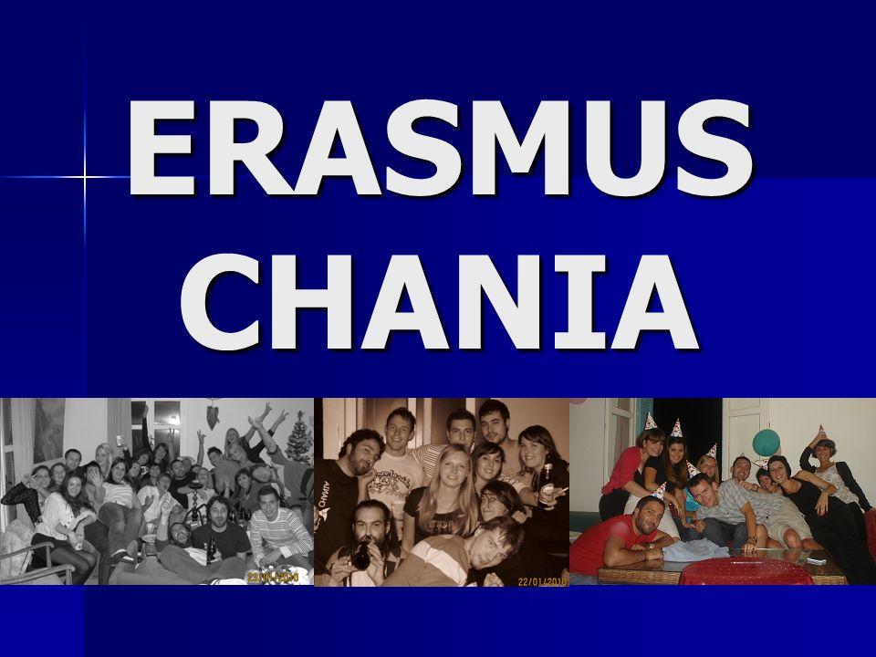 ERASMUS CHANIA