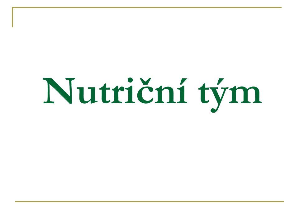 Nutriční tým