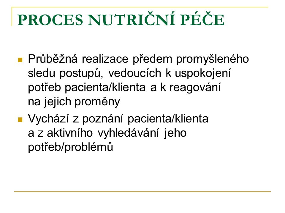 LITERATURA ESCOTT-STUMP, S.Nutrition and Diagnosis-Related Care.