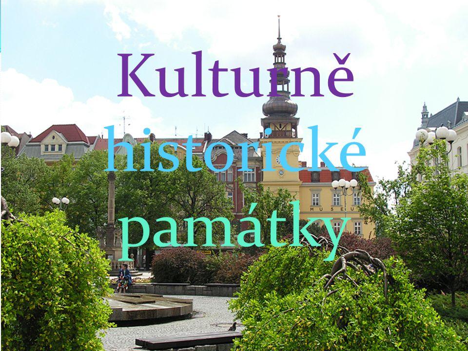 Kulturně historické památky