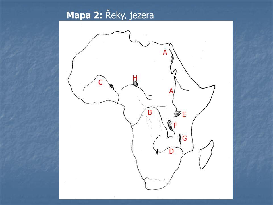 """Další zajímavosti Asuánská přehrada – řeka Nil Asuánská přehrada – řeka Nil Viktoriiny vodopády – řeka Zambezi Viktoriiny vodopády – řeka Zambezi """"vádí = bezodtoké oblasti """"vádí = bezodtoké oblasti"""