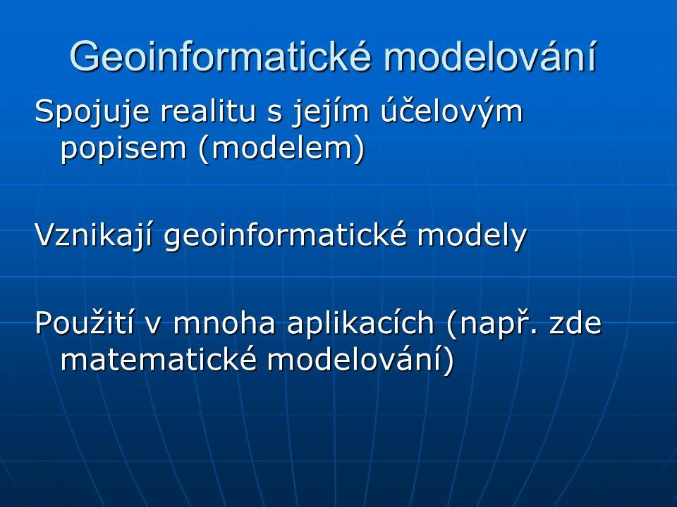 Umíme, poskytujeme: Předzpracování dat pro výstavbu modelových sítí 1 Na základě dat z GIS vytvoříme modelovou síť v GMSH Předzpracování dat v GIS (od výběru prvků pro geometrii sítě po export z GIS) Zpracování geometrie v GMSH (načtení dat a dotvoření geometrie) Nevýhody: pomalá tvorba sítě, složitá editace Vhodné pro sítě malého rozsahu a jednoduché geometrické struktury