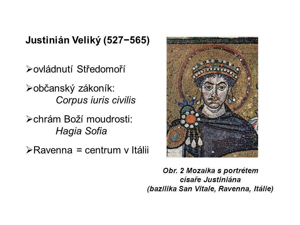Obr.4 Oblast kolem města Ravenna v severní Itálii.