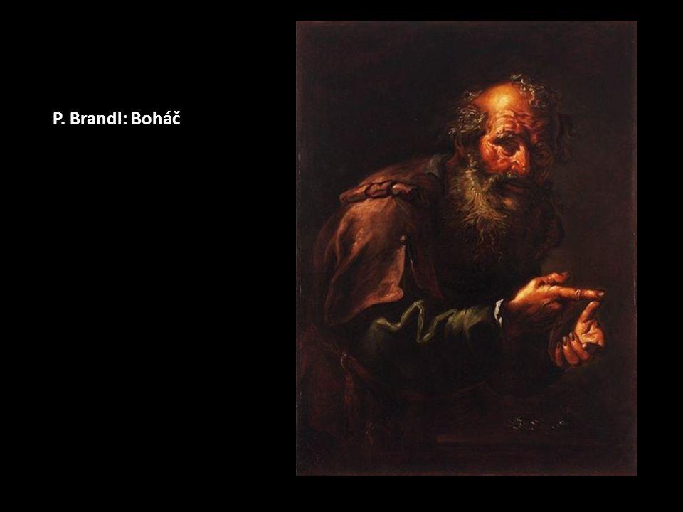 P. Brandl: Boháč