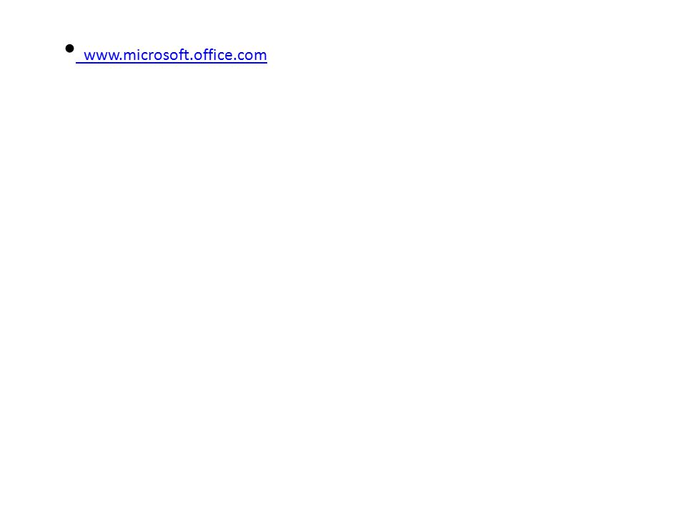 www.microsoft.office.com