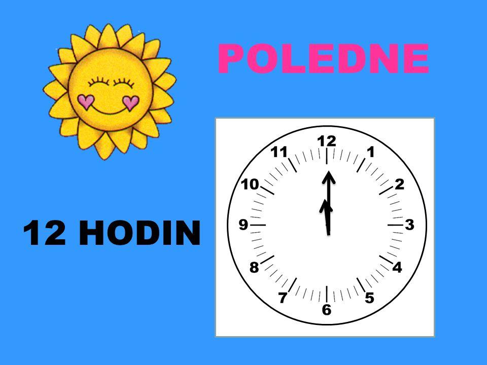 POLEDNE 12 HODIN