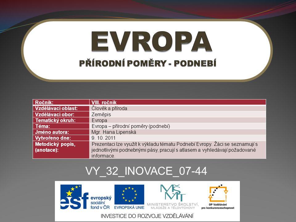 VY_32_INOVACE_07-44 Ročník:VIII.