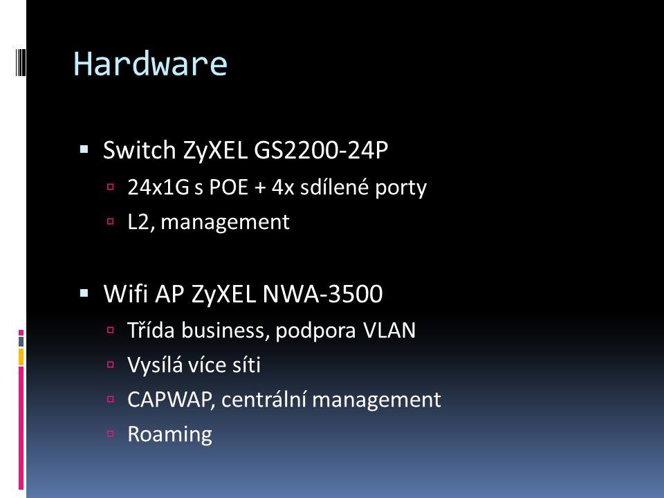802.3af PoE  Endspan – switche  Midspan – injektory  Tyto dvě technologie nejsou stejné  Max.