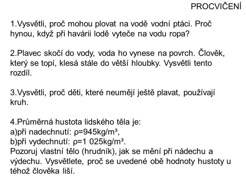 Použití zdroje: BOHUNĚK, Jiří; KOLÁŘOVÁ, Růžena.Fyzika pro 7.