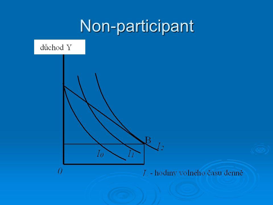 Non-participant
