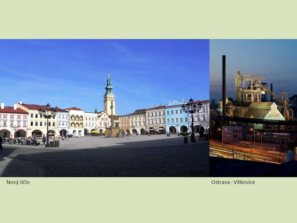 Ostrava - VítkoviceNový Jičín