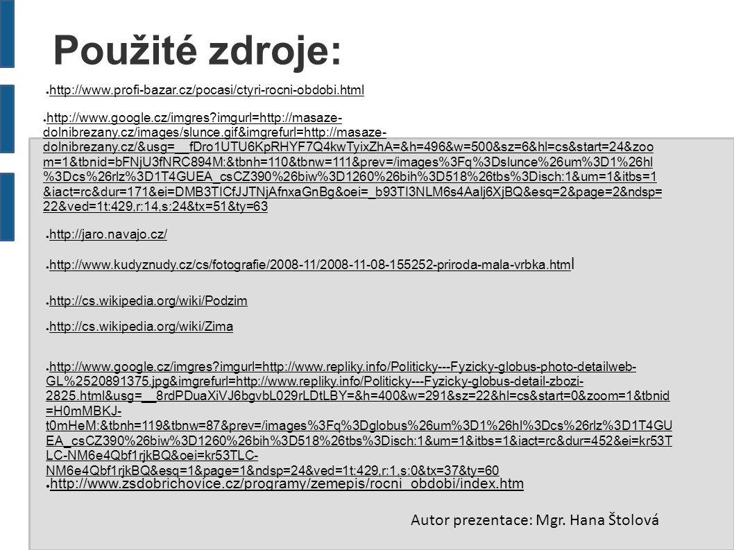 Použité zdroje: ● http://www.google.cz/imgres?imgurl=http://www.repliky.info/Politicky---Fyzicky-globus-photo-detailweb- GL%2520891375.jpg&imgrefurl=h