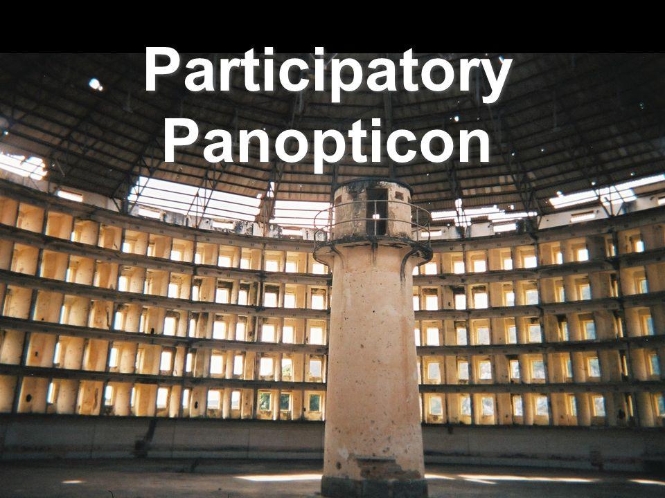 Participatory Panopticon