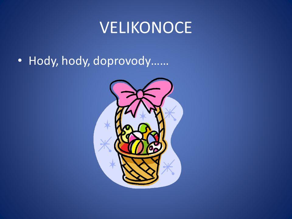 Velikonoce v lidové slovesnosti Přišlo jaro do vsi, kde jsi, zimo, kde jsi.