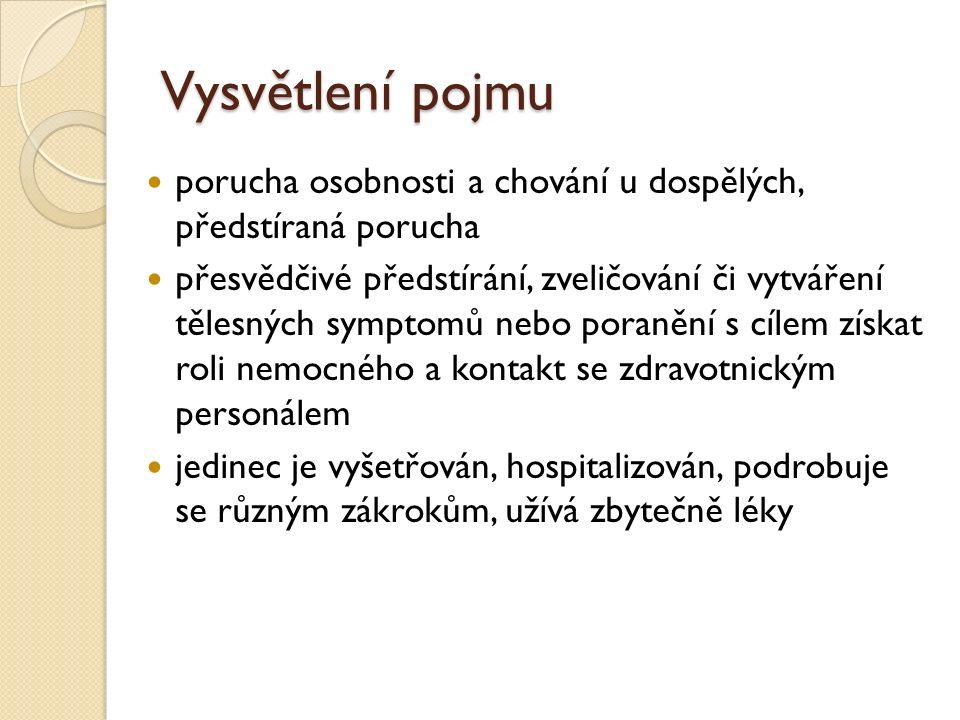 Zdroje Šustr, J.: M.S.Psychologie dnes, 6/2003, s.
