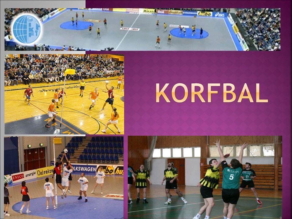  Korfbal je jediným bezkontaktním kolektivním míčovým sportem na světě, který se hraje ve smíšených družstvech.